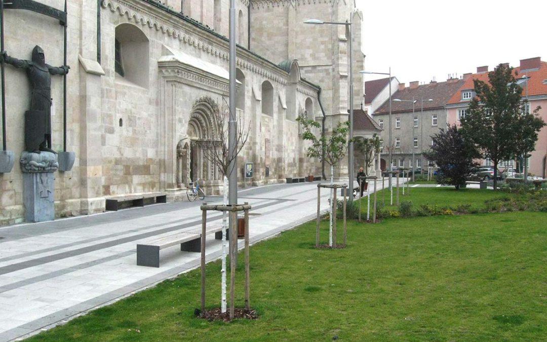 Domplatz Wr. Neustadt