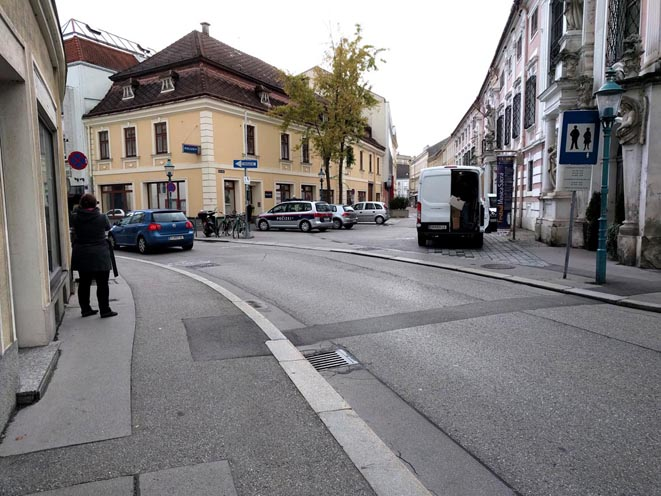 Aufwertung Linzer Straße, St. Pölten NÖ