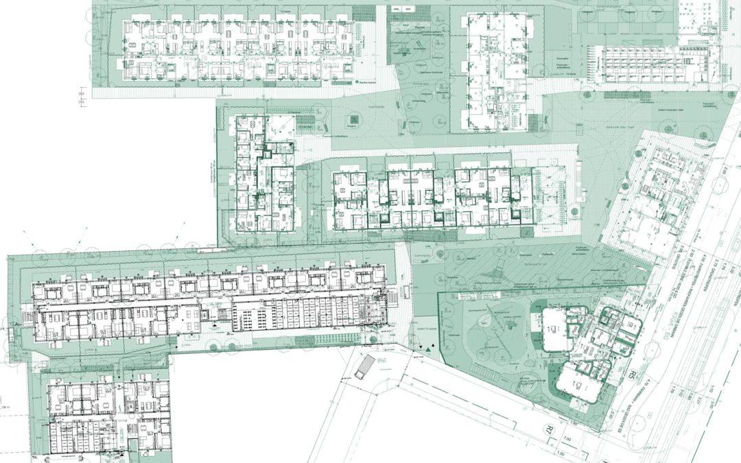 Kooperatives Verfahren und Wohnbau Simmeringer Hauptstraße 168-172, Wien 11