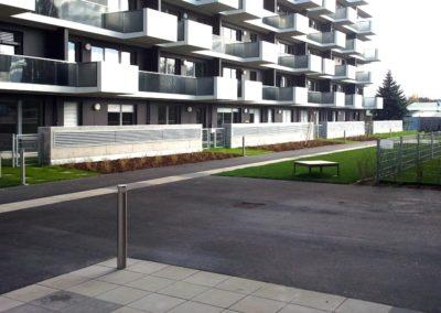 Wohnbau Nussbaumallee, Wien 11