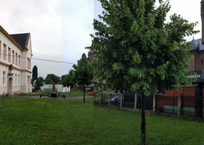 Kooperatives Verfahren Rotes Kreuz Areal, Mödling
