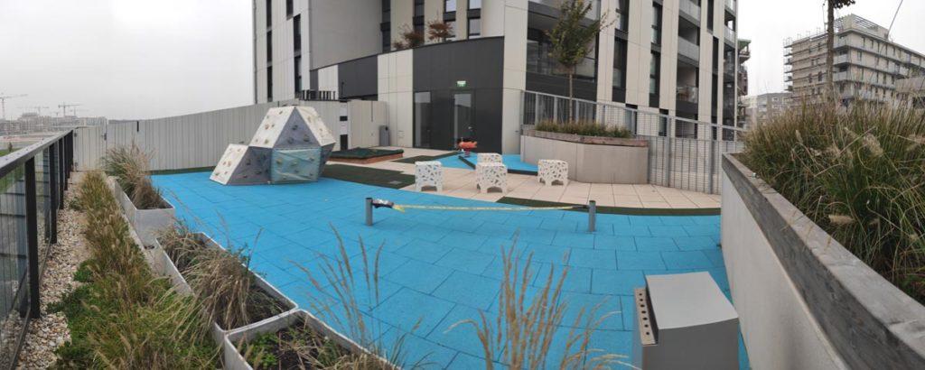 Wohnbau Seeparkquartier, BF J3A, Wien 22