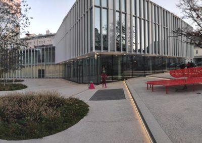 Quartiersplatz Hauptverband der österr. Sozialversicherungsträger, Wien 03
